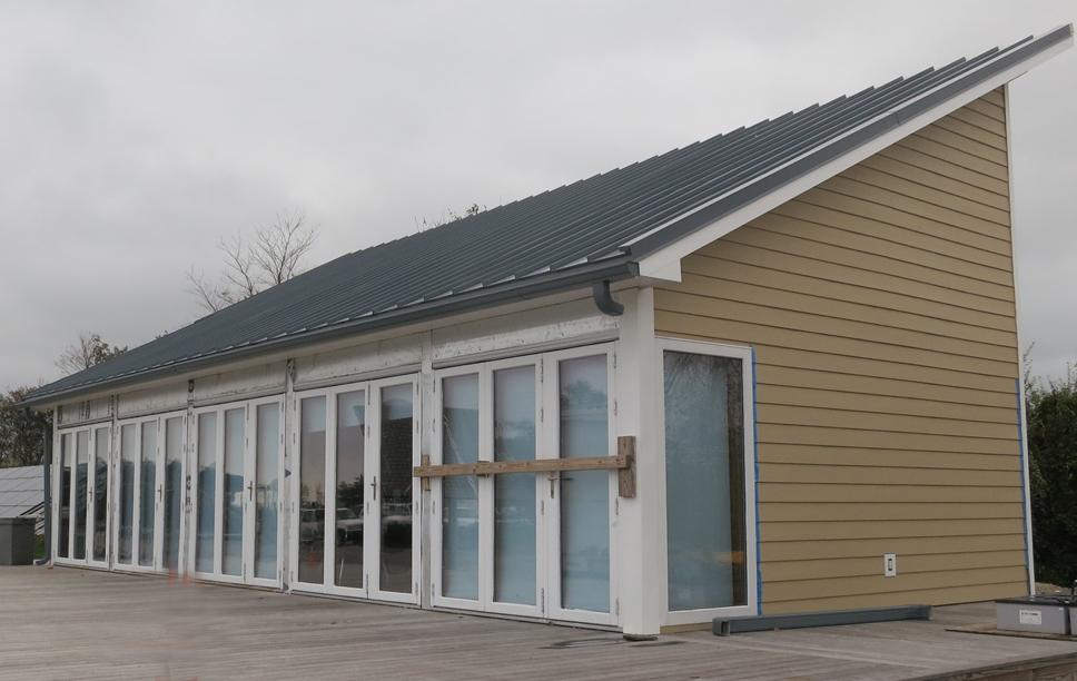 Solar House, Hempstead Energy Park